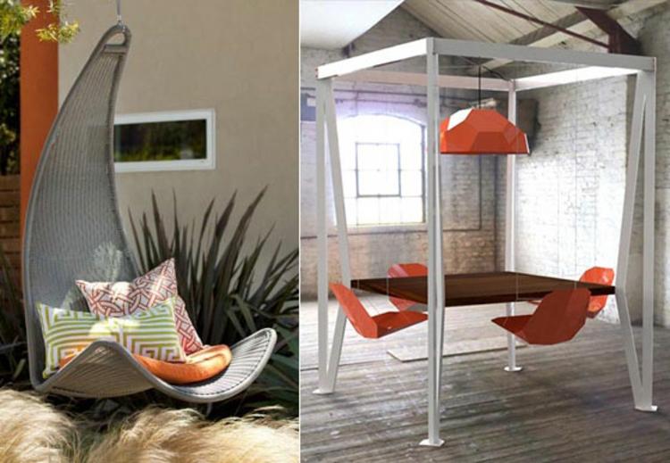 Indoor Schaukel - ideal für jedes Zuhause!