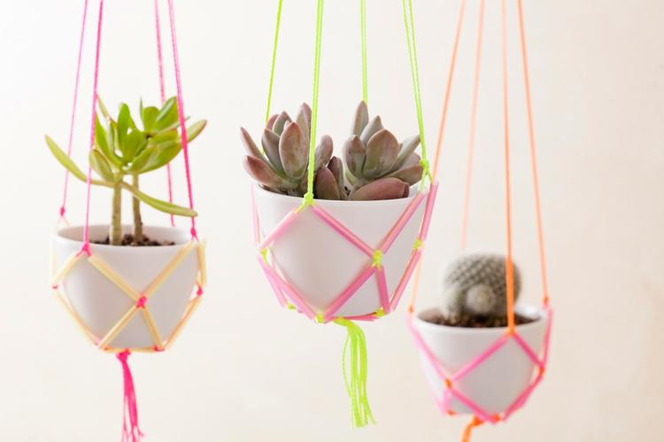 Hängende Pflanzen Als Indoor Dekoration ...