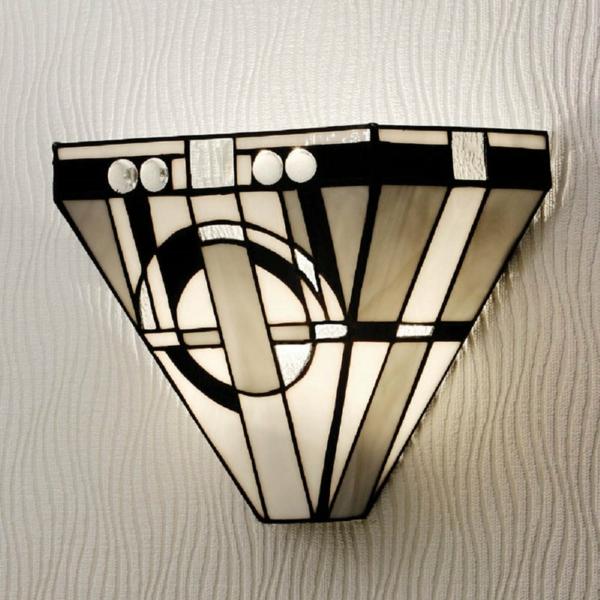artdeco stil -  wunderschöne lampe