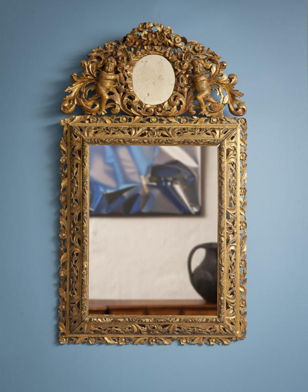 barockspiegel - ein schöner akzent darauf