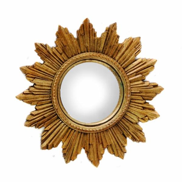 barockspiegel - wie eine sonne aussehen