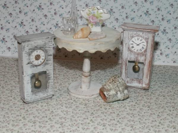 shabbystil - weiße süße dekoration fürs zimmer