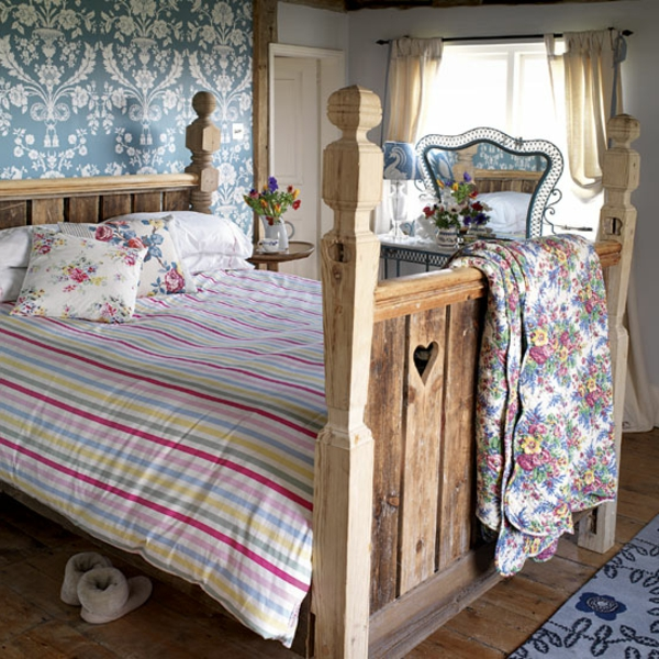 70 super bilder vom schlafzimmer im landhausstil
