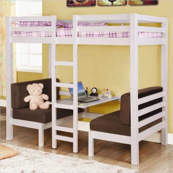 hochbett mit schreibtisch neue tolle vorschl ge. Black Bedroom Furniture Sets. Home Design Ideas