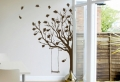 Wandtattoo als Baum – die schönsten Besispiele