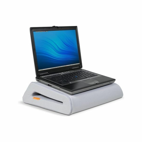 Laptop Kissen - ultramodernes design in heller farbe