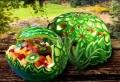Exotisches Obst als moderne und interessante Dekoration!