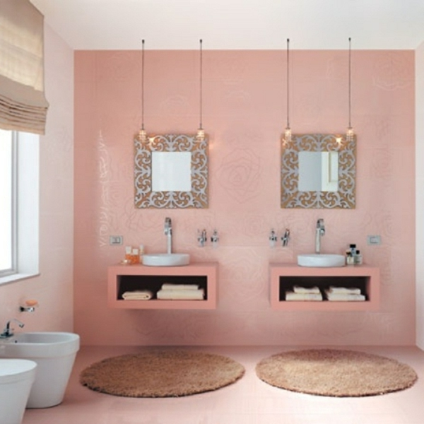 Romantische liebe inspiration zum valentinstag Romantic bathroom design ideas