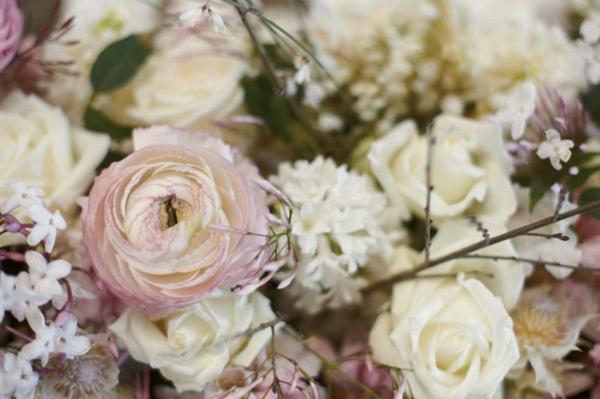 romantischeliebe inspiration - schöne weiße rosen