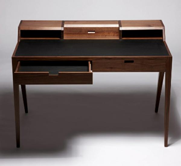 Designer Schreibtisch Holz | Dekoration Ideen