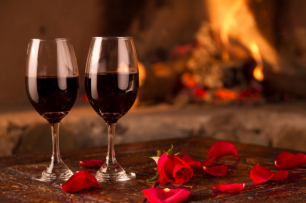 romantische ideen p nktlich f r valentinstag. Black Bedroom Furniture Sets. Home Design Ideas