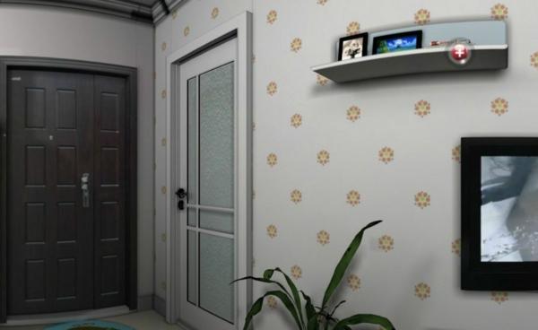 Interior-design-wohnzimmer-innentür-ideen