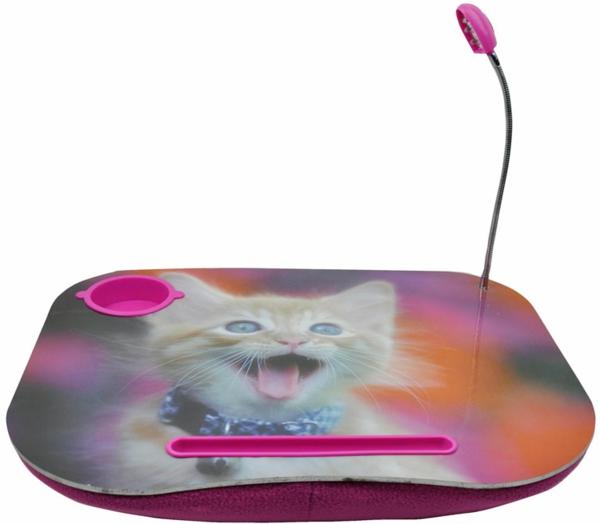 kissen für laptop - kitty cat modell für frauen