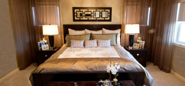 romantischeliebe inspiration - elegante schlafzimmer ausstattung