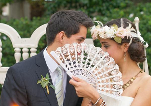 romantische liebe inspiration - schöne brau und bräutigam