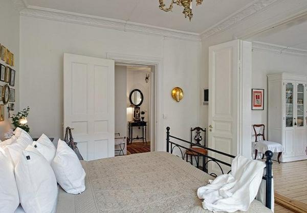 Englischer Landhausstil Schlafzimmer ~ Tapeten Englischer Landhausstil  70 super bilder vom schlafzimmer im