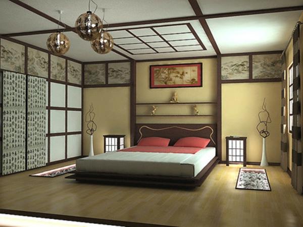 Schlafzimmer » Schlafzimmer Asiatisch Gestalten - Tausende ... Schlafzimmer Asiatisch