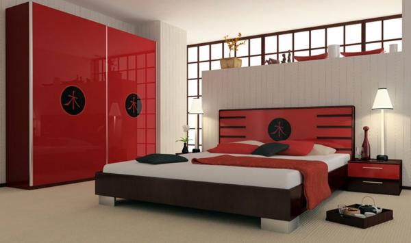 Asiatische betten sehen herrlich aus for Herrlich moderne schlafzimmer