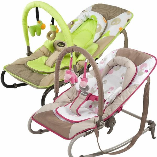 babywippen-mit-wunschönem-design-grün-und-rosa-