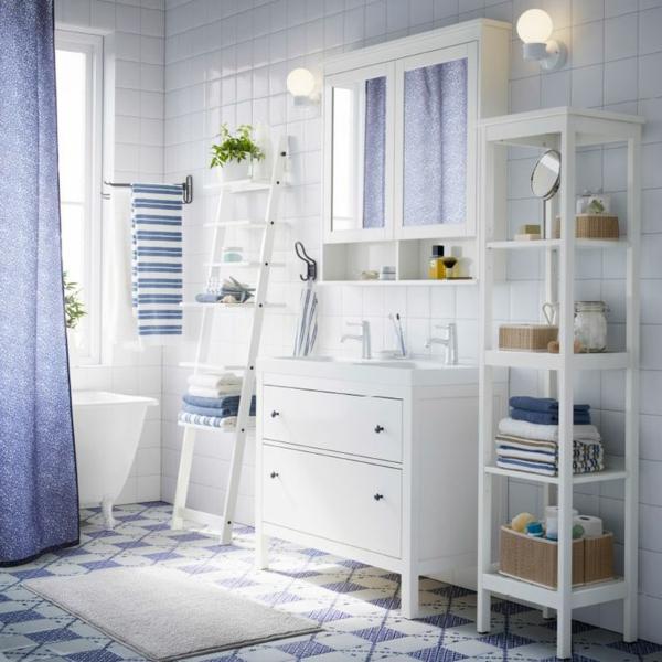 badezimmer-innendesign –einrichten-originelle-ideen-zur-dekoration-