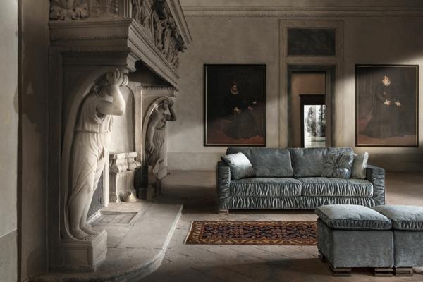 Artdeco Stil Einmaliges Aristokratisches Modell Vom Art Deco