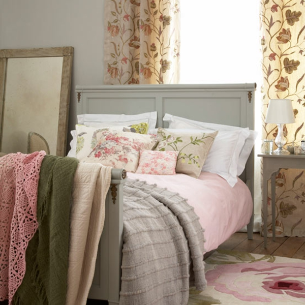 Englischer Landhausstil Schlafzimmer | Möbelideen