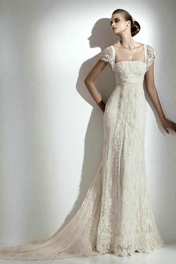 61 atemberaubende Brautkleider im vintage Stil! - Archzine.net