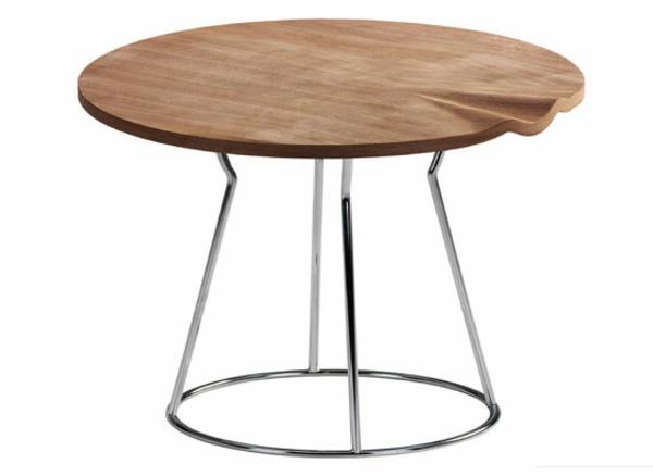 schwedische Möbel - cooles modell vom hölzernen tisch