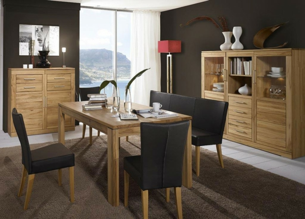 esszimmer casera. Black Bedroom Furniture Sets. Home Design Ideas