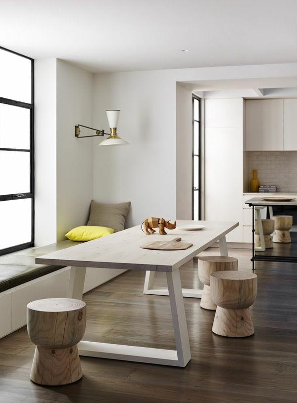 --coole-esszimmermöbel- einrichtungsideen-für-das-esszimmer- esszimmer-einrichten