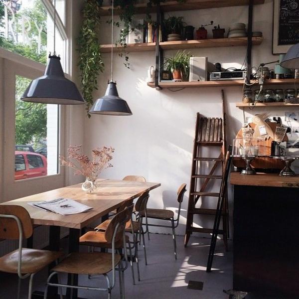 Einrichtung Vintage Wohnideen: Esszimmer Im Landhausstil