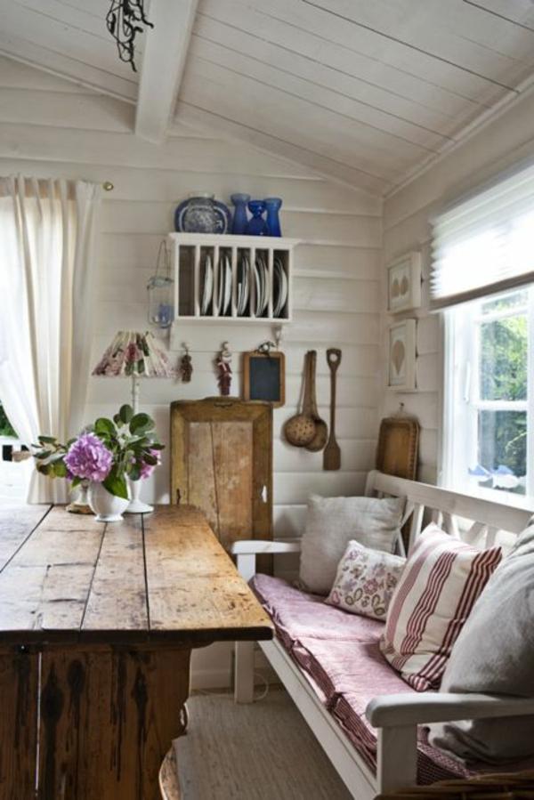 Rote Moebel Im Esszimmer : Esszimmer im landhausstil wunderbare ideen