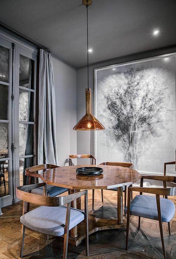 cooles-design-coole-esszimmermöbel- einrichtungsideen-für-das-esszimmer