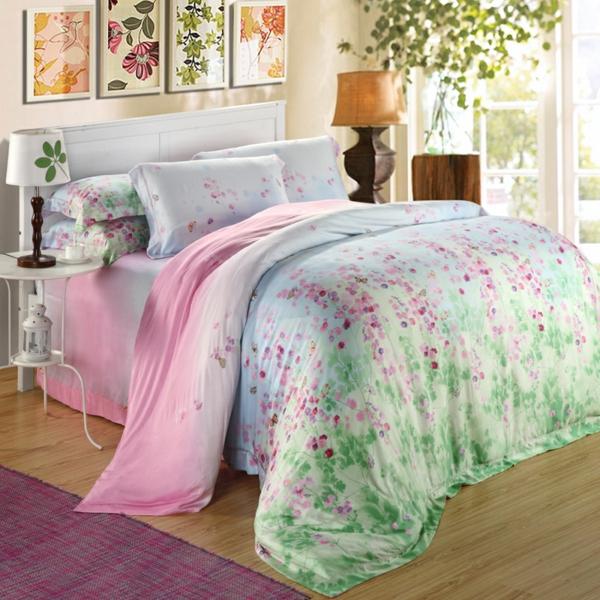 Amerikanischer landhausstil schlafzimmer  Bett im Landhausstil: coole Vorschläge! - Archzine.net