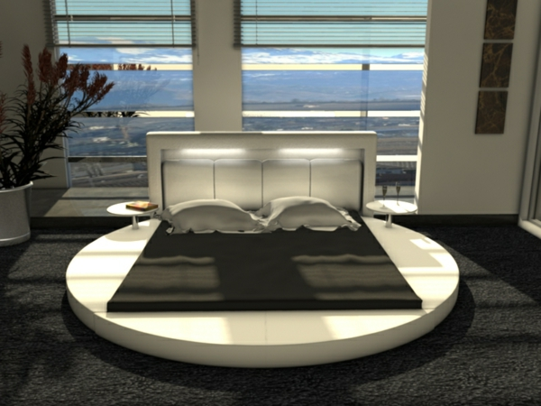 30 tolle vorschl ge f r designer bett. Black Bedroom Furniture Sets. Home Design Ideas