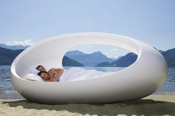 30 tolle vorschl ge f r designer bett. Black Bedroom Furniture Sets. Home Design Ideas
