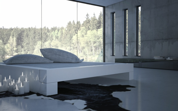 designer-bett-ultramoderne-schlafzimmer-gestaltung
