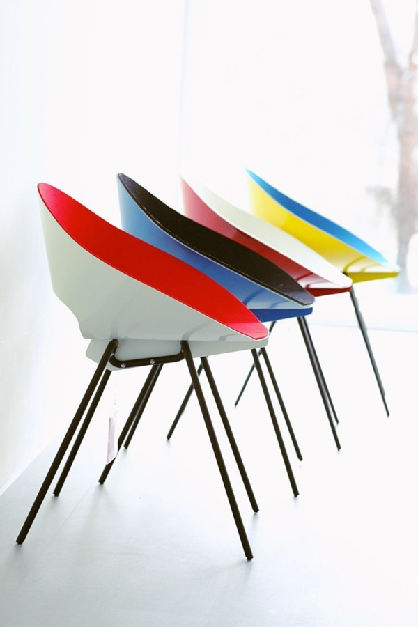 Esszimmerstühle modernes design  Stuhl Design - erstaunliche neue Ideen! - Archzine.net