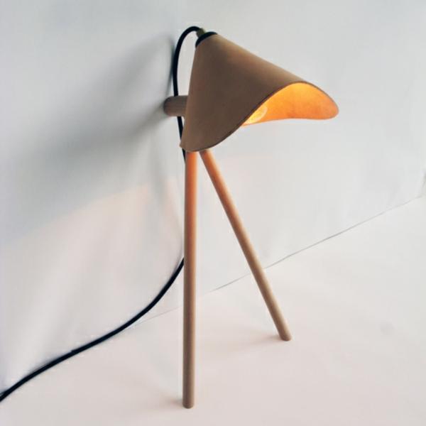 schwedische Möbel - extravagant aussehende lampe