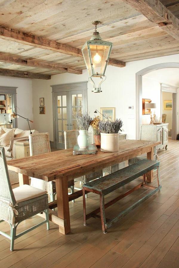 einrichtung im modernen landhausstil. Black Bedroom Furniture Sets. Home Design Ideas