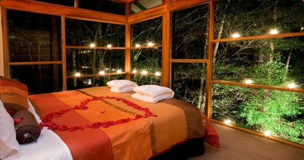 Romantische Überraschung Zum Valentinstag  U003e Dekoration Zum Valentinstag  Schlafzimmer