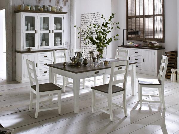 beautiful esszimmer set grau weiss images - amazing design ideas, Esszimmer dekoo
