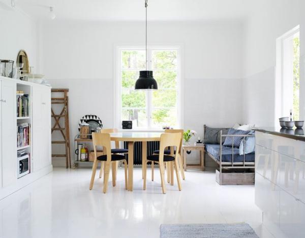 helles schlafzimmer gestalten ~ kreative deko-ideen und ... - Esszimmer Einrichten Creme Weiss