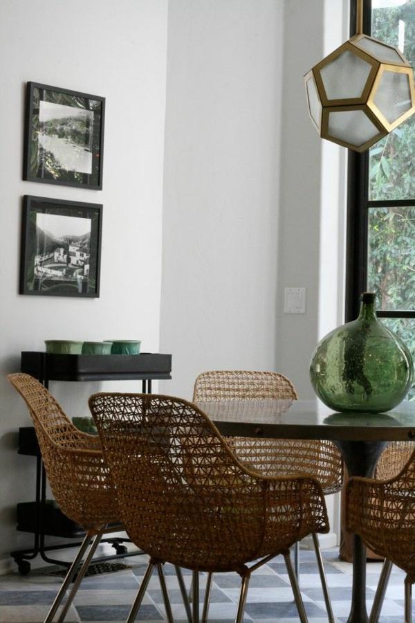 ein-wunderbares-esszimmer-gestalten-landhausstil-esszimmer-fantastische-stühle