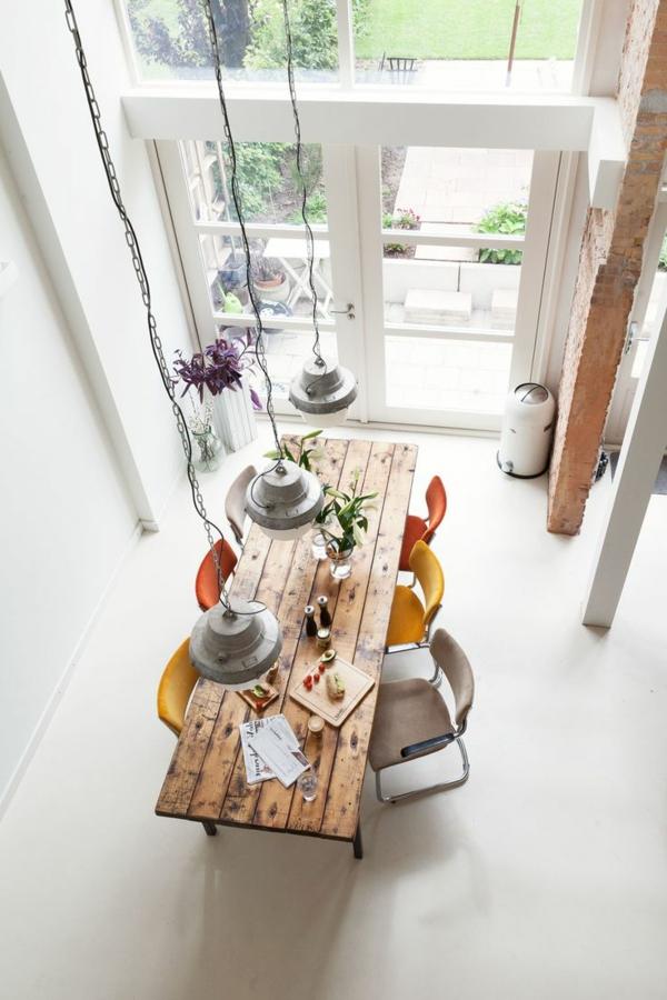 Wohnzimmer Esszimmer Holz Und Weis Gestalten : Esszimmer gestalten ...