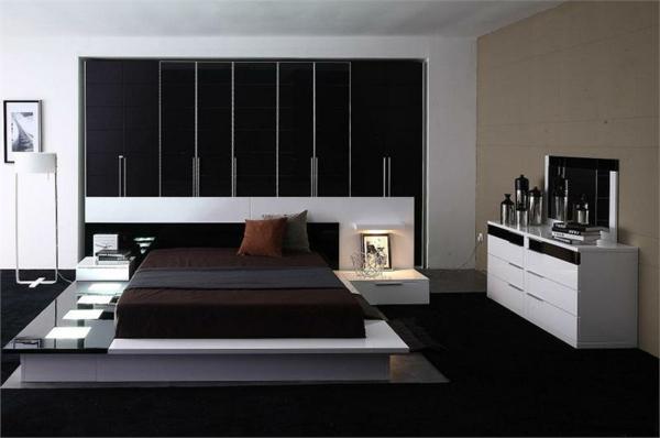 Elegante Moderne Schlafzimmermöbel Schlafzimmer Ideen Schlafzimmer Set