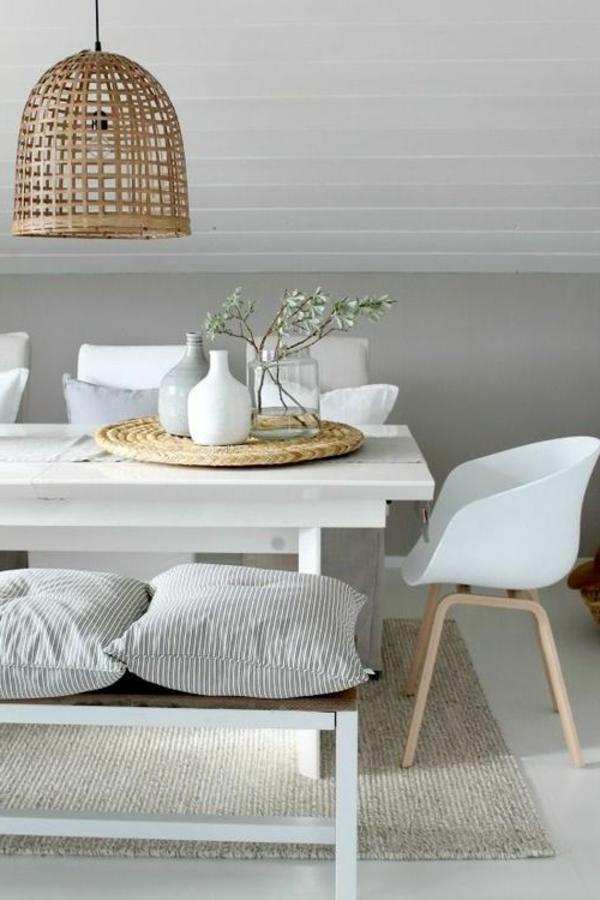 esszimmer-komplett-sitzbank-esszimmer-schöne-interior-design-ideen-holzbank-weiß
