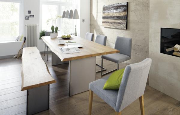 esszimmer-möbelset-esszimmerstühle-esszimmertisch-design-ideen-