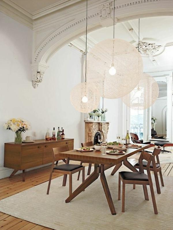 esszimmer-möbelset-esszimmerstühle-esszimmertisch-design-ideen