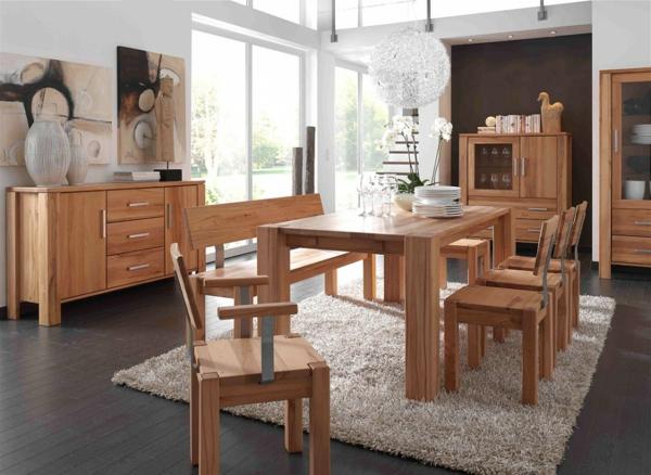 esszimmer komplett gestalten 60 ideen. Black Bedroom Furniture Sets. Home Design Ideas
